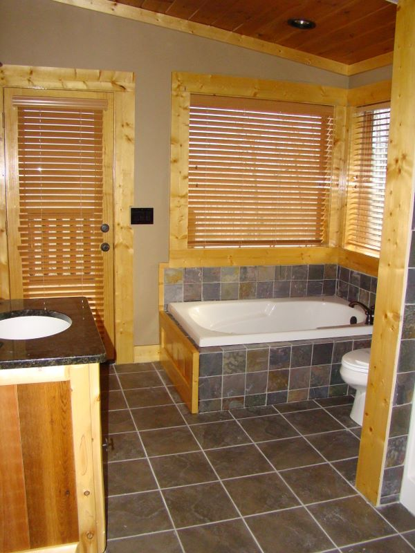Luxury cabin rental in Gatlinburg, TN.