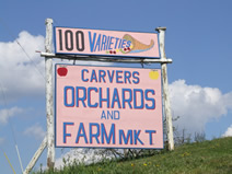 Carvers Apple Orchard - Cosby, TN