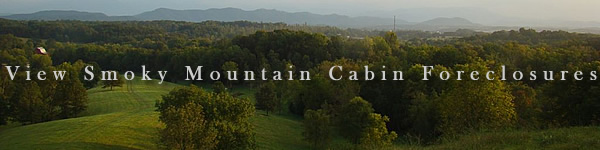 Click to view Gatlinburg and Pigeon Forge Foreclosures including cabin foreclosures and short sales in Sevier County's Smoky Mountains. Details of bank owned cabins in Sevierville, Wears Valley, Gatlinburg, and Pigeon Forge