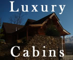 Gatlinburg Luxury Log Cabins. Pigeon Forge luxury log homes in the Smoky Mountains