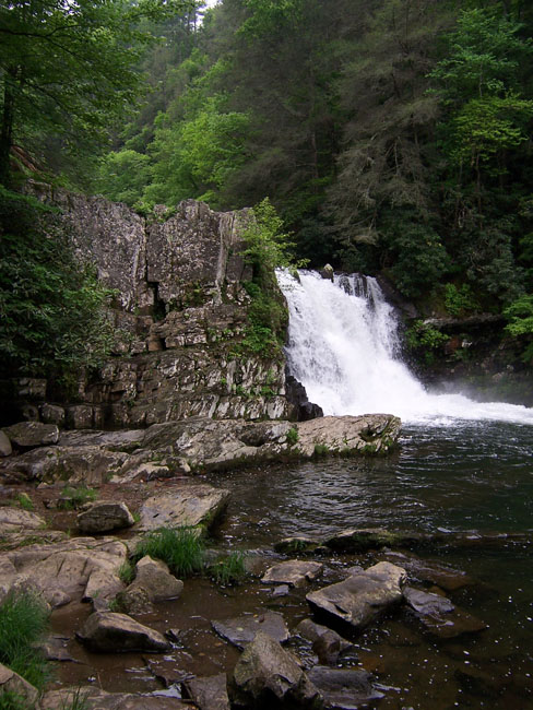 Abrams Falls - Great Smoky Mountains