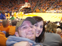 Lady Vols Basketball vs. Vanderbilt - January 2008