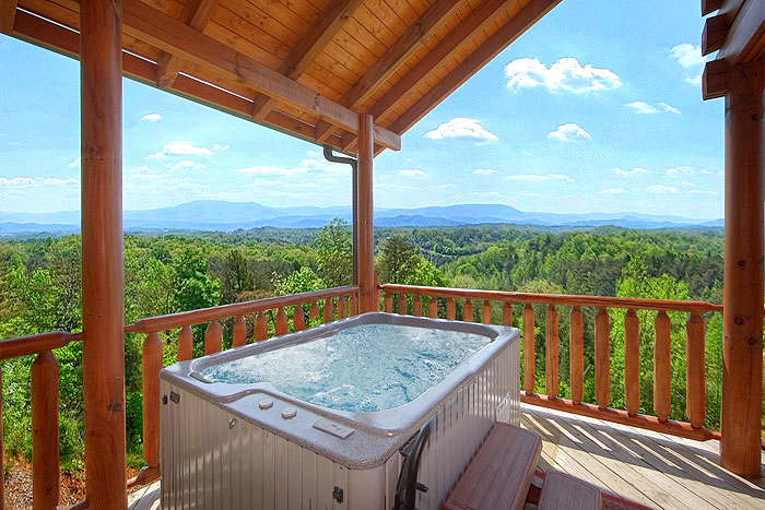 Gatlinburg tn and pigeon forge cabin rentals in the smoky Best mountain view cabins in gatlinburg tn